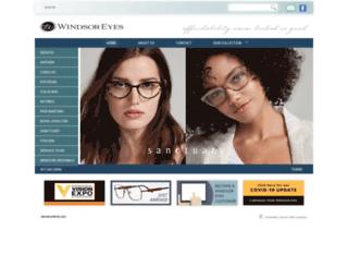 windsoreyes.com screenshot