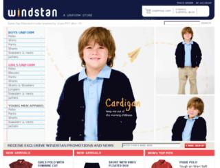 windstan.com screenshot