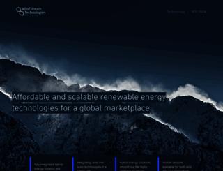 windstream-inc.com screenshot