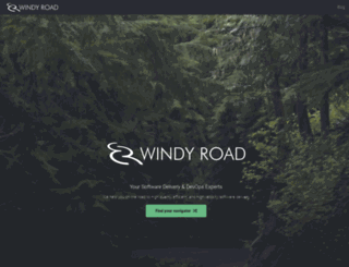 windyroad.org screenshot