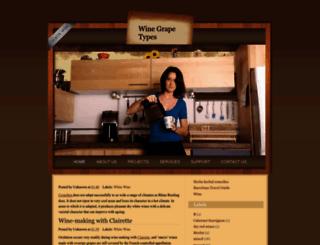wine-grape-types.blogspot.com screenshot