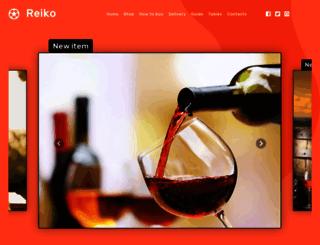 winebeershop.eu screenshot