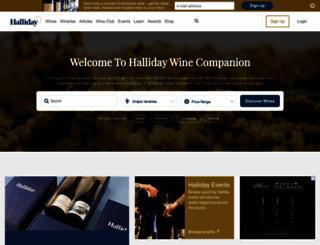 winecompanion.com.au screenshot
