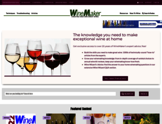 winemakermag.com screenshot