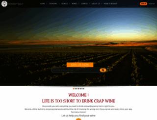 winemyway.flexsin.in screenshot