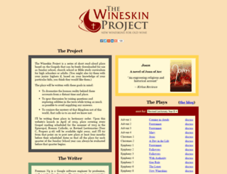 wineskinproject.net screenshot