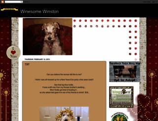 winesomewinston.blogspot.com screenshot