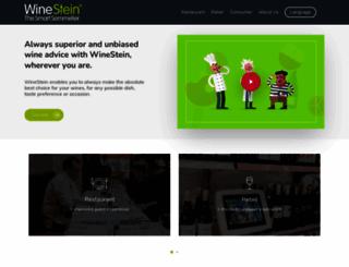 winestein.com screenshot