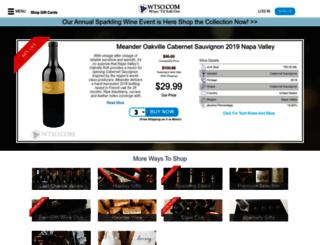 winestillsoldout.com screenshot