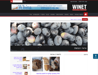 winet.co.il screenshot