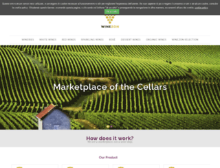 winezon.com screenshot