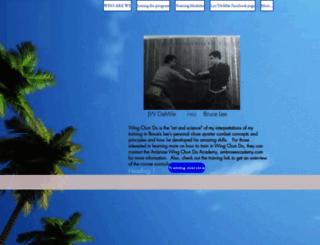 wingchundo.com screenshot