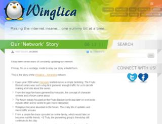 winglica.com screenshot