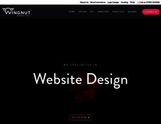 wingnut-websites.com screenshot