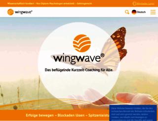 wingwave.de screenshot