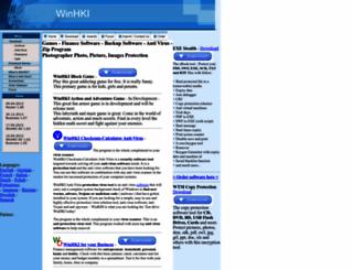 winhki.com screenshot