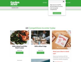 winit.gardennewsmagazine.co.uk screenshot