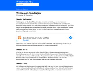 winkelb.com screenshot