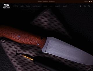 winklerknives.com screenshot
