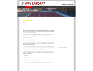 winlaborat.com.ar screenshot