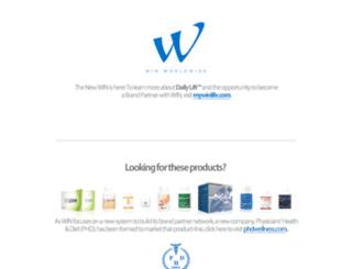 winltd.com screenshot