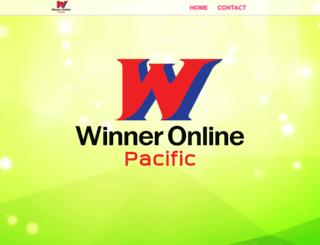 winneronline.com.au screenshot