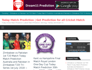 winnerprediction.com screenshot