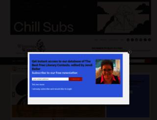 winningwriters.com screenshot