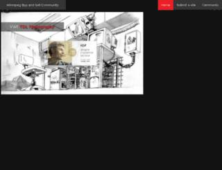winnipegbuyandsell.com screenshot