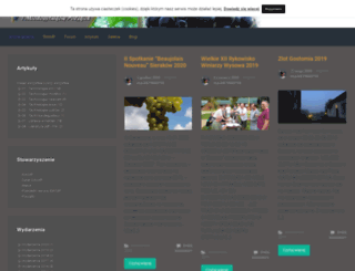 wino.org.pl screenshot
