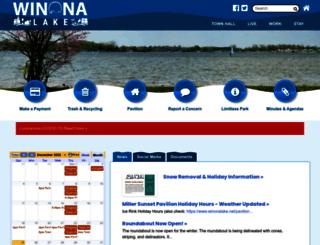 winonalake.net screenshot