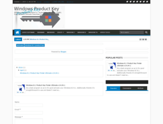 winproductkey.blogspot.com screenshot