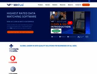 winpure.com screenshot