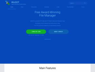 winscp.net screenshot