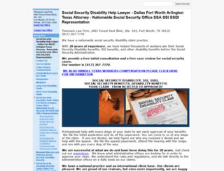 winsocialsecurity.com screenshot
