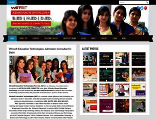 winsofteducation.com screenshot