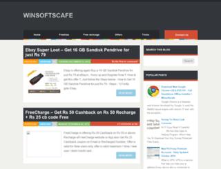 winsoftscafe.blogspot.com screenshot
