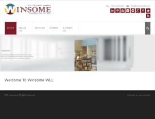 winsomewll.com screenshot