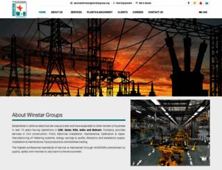 winstargroup.org screenshot