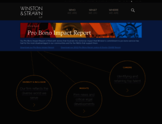 winston.com screenshot