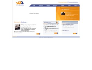 winstrata.com screenshot