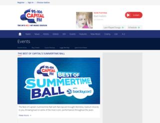 winsummertimeballtickets.com screenshot