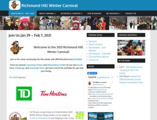 wintercarnival.net screenshot