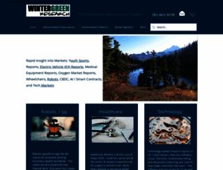 wintergreenresearch.com screenshot