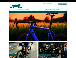 winterparkcycles.com screenshot