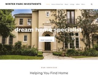winterparkinvestments.com screenshot