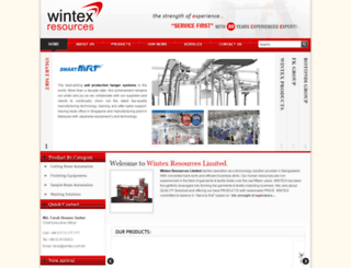 wintex.com.bd screenshot