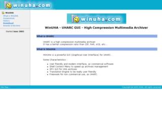 winuha.com screenshot