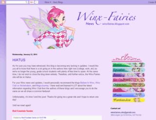 winx-fairies.blogspot.com screenshot