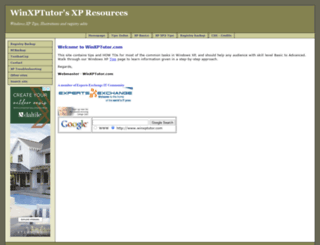 winxptutor.com screenshot